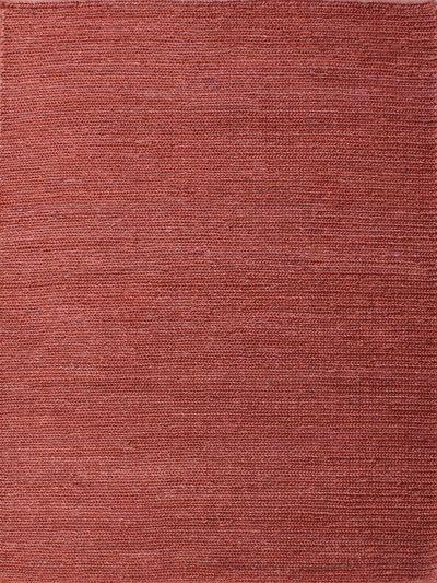 Carpetmantra Rust Jute Carpet 4.0ft X 6.0ft