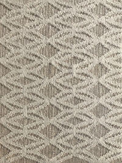 Carpetmantra Grey Jute Carpet 5.0ft X 8.0ft