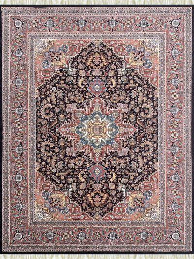 Carpetmantra Irani Traditional Multi Carpet 4.0ft X 6.0ft