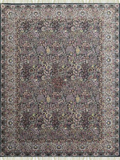 Carpetmantra Irani Multi Floral Carpet 5.0ft X 7.0ft