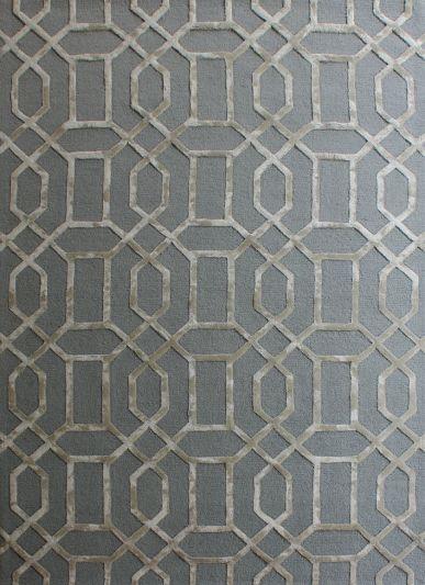 Carpetmantra Grey Modern Carpet