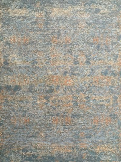 Carpetmantra Multi Abstract Carpet  5ft x 8ft