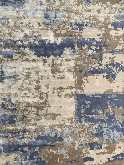 Carpetmantra Multi Abstract Carpet  8ft X 10ft