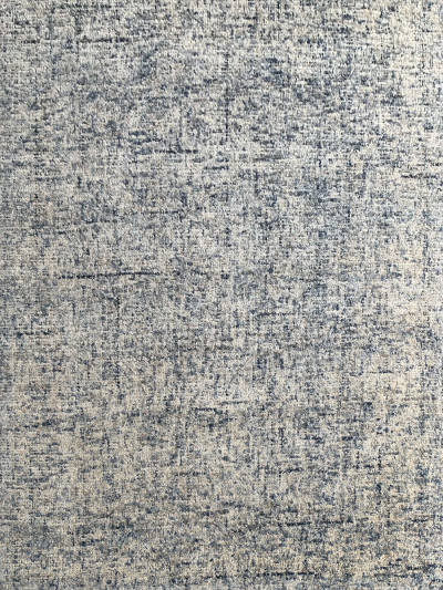 Carpetmantra Grey Abstract Carpet  4.6ft x 6.6ft