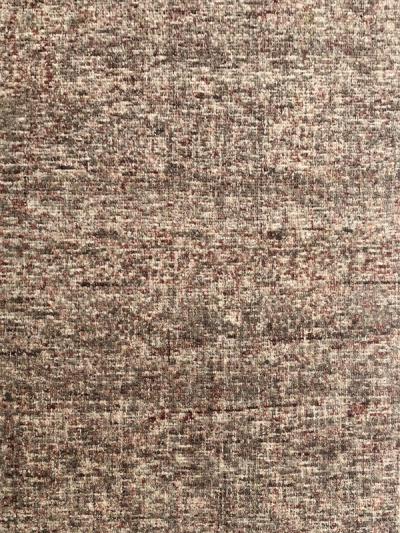 Carpetmantra rust multi Carpet  4.6ft x 6.6ft