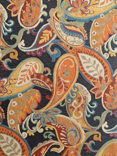 Carpetmantra Multi Floral Carpet  4.6ft x 6.6ft
