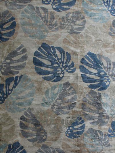 Carpetmantra  Multi viscose carpet  5.0ft x 7.3ft