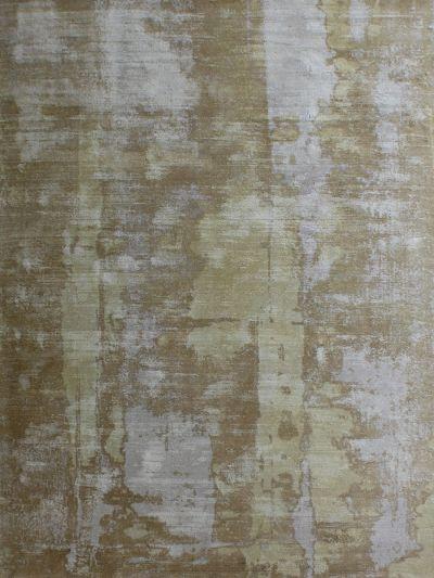 Carpetmantra  Gold viscose carpet  5.0ft x 7.10ft