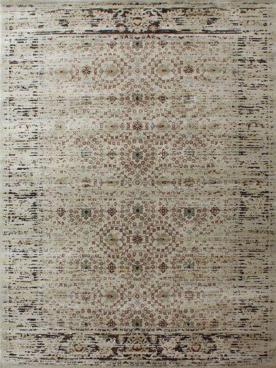 Carpetmantra Abstract Erase Carpet 5.3ft X 7.7ft