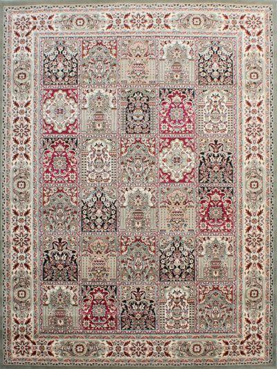 Carpetmantra Persian Green Traditional Carpet 6ft X 9ft