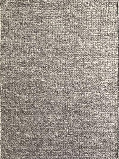 Carpetmantra Hand Woven Grey Carpet 4.0ft X 6.0ft