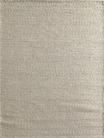 Carpetmantra Hand Woven Beige  Braided Carpet 4.0ft X 6.0ft