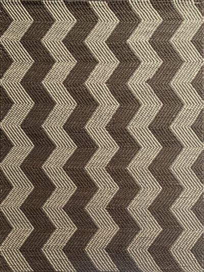 Carpetmantra Hand Woven Chocolate Carpet 4.0ft X 6.0ft
