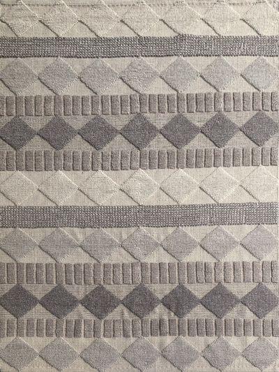 Carpetmantra Hand Woven Beige brown Carpet 5.7ft X 7.10ft