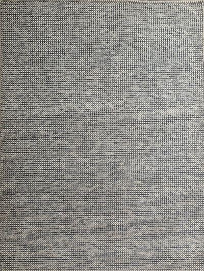 Carpetmantra Hand Woven Grey Carpet 5.7ft X 7.10f