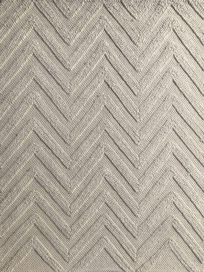 Carpetmantra Hand Woven Off White Carpet 5.0ft X 8.0ft