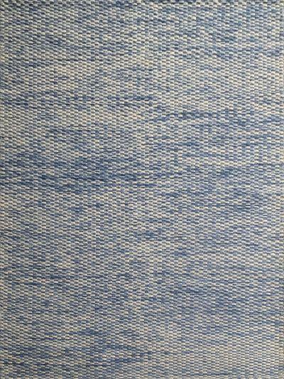Carpetmantra Hand Woven Blue Carpet 5.0ft X 8.0ft