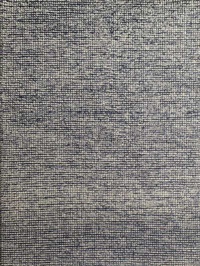 Carpetmantra Hand Woven Grey Carpet 5.0ft X 7.0ft