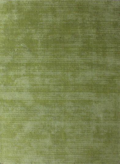 Carpetmantra Green Plain Carpet 5.0ft X 7.0ft