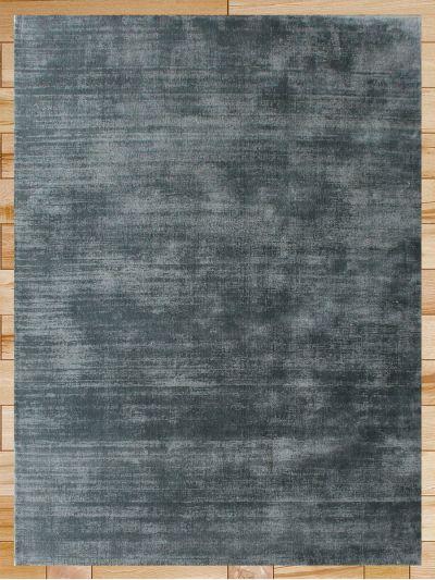 Carpetmantra Turquoise Plain Carpet 5.0ft X 7.0ft
