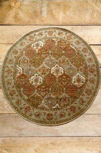 Carpet Mantra Multi Modern Carpet 6ft Round