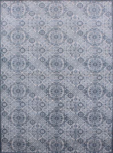 Carpet Mantra Dk.Grey Modern Carpet 5.0ft x 7.6ft