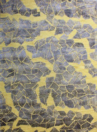 Carpet Mantra Gold Modern Carpet