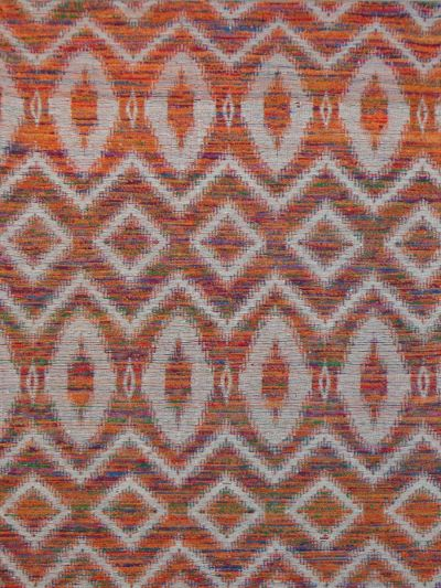 Carpetmantra Flatweave Hand knotted Carpet 4.6ft x 6.3ft