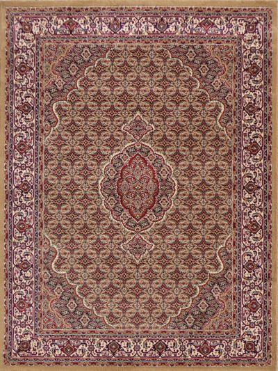 Carpetmantra 5ft X 7ft Persian Traditional Carpet