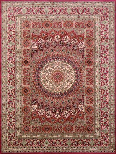 Carpetmantra Persian Traditional Carpet 6ft X 9ft
