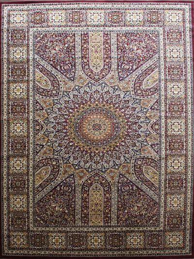 Carpetmantra Parsian Traditional Carpet 8ft X 12ft