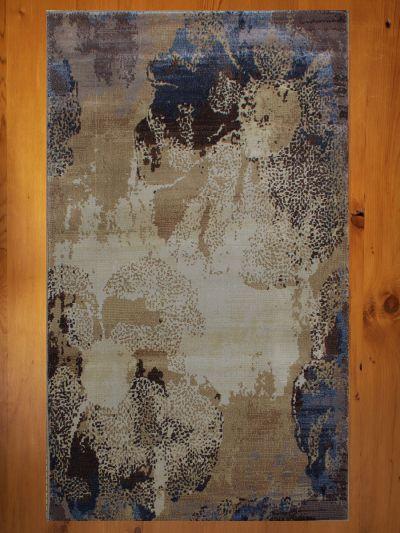 Carpetmantra Persian Abstract Carpet 3.0ft X 5.0ft