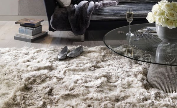 Shaggy & Fur Rugs by Carpet Mantra