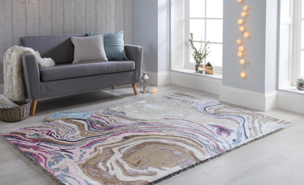 Abstract Rugs by Carpet Mantra