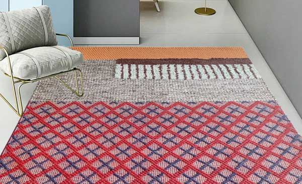 Hand Woven & Felt Rugs by Carpet Mantra