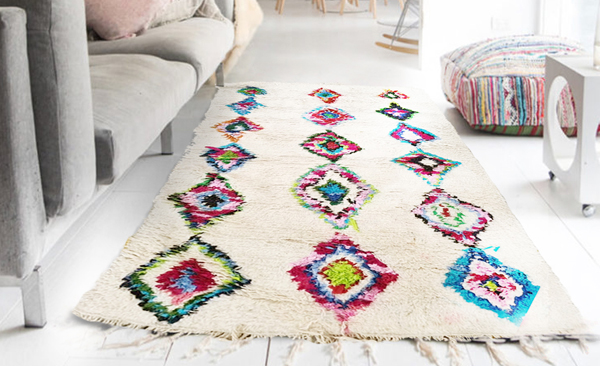 Moroccan & Tribal Rugs by Carpet Mantra